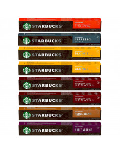 STARBUCKS® BY NESPRESSO®...
