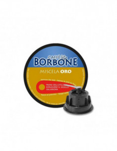 180 capsule Caffè Borbone...