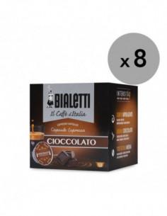 96 capsule Caffè Bialetti...