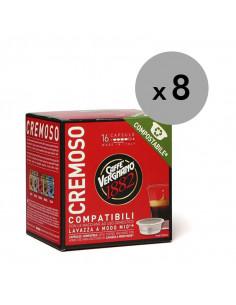 128 capsule compostabili...