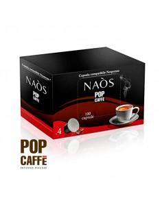 200 capsule Pop Caffè Naos...